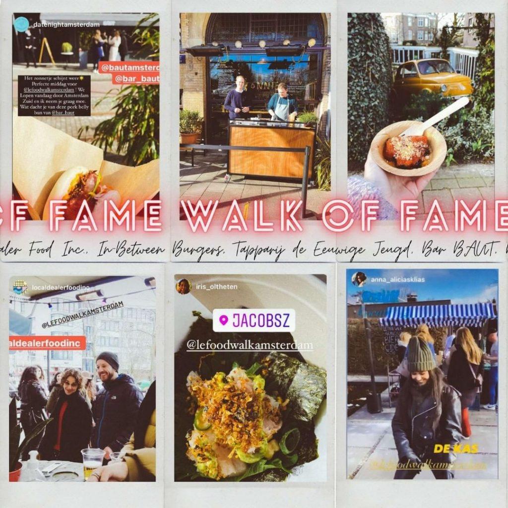 Le Food Walk