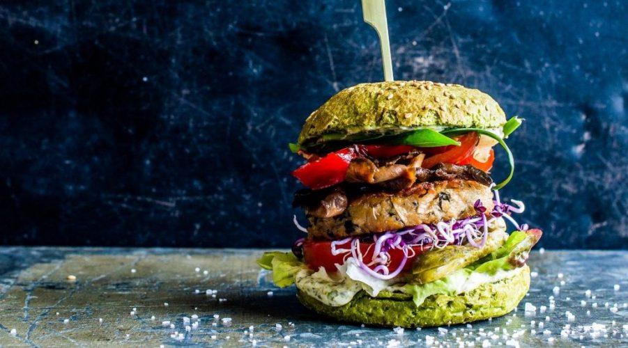 Dutch weedburger