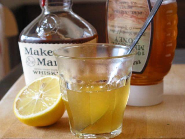 whisky hoestsiroop