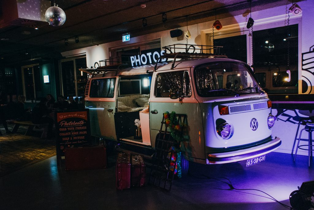 volkswagen photobooth