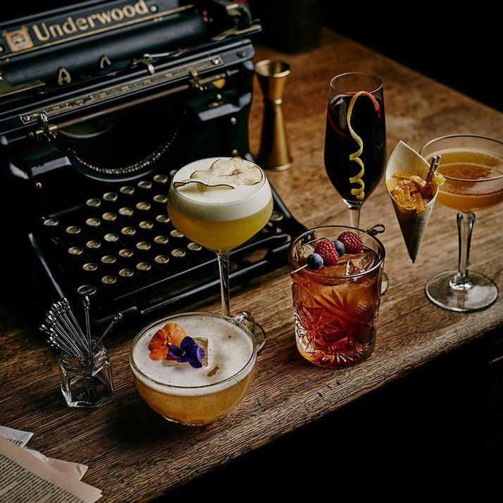 PRESSROOM Bar
