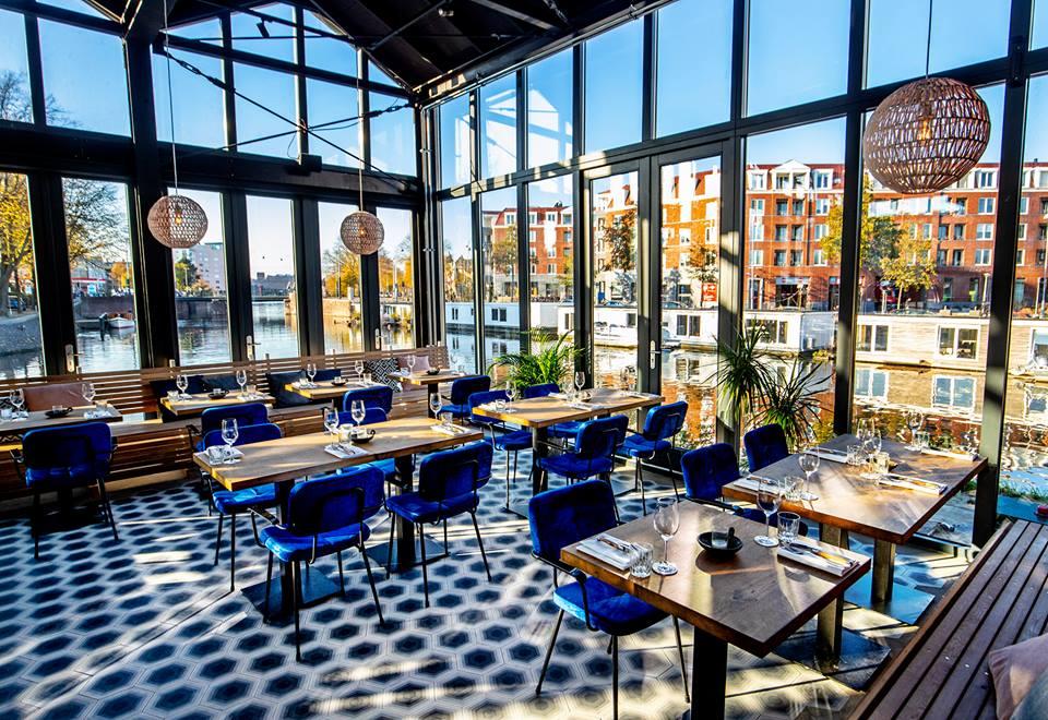 restaurants Amsterdam Oost
