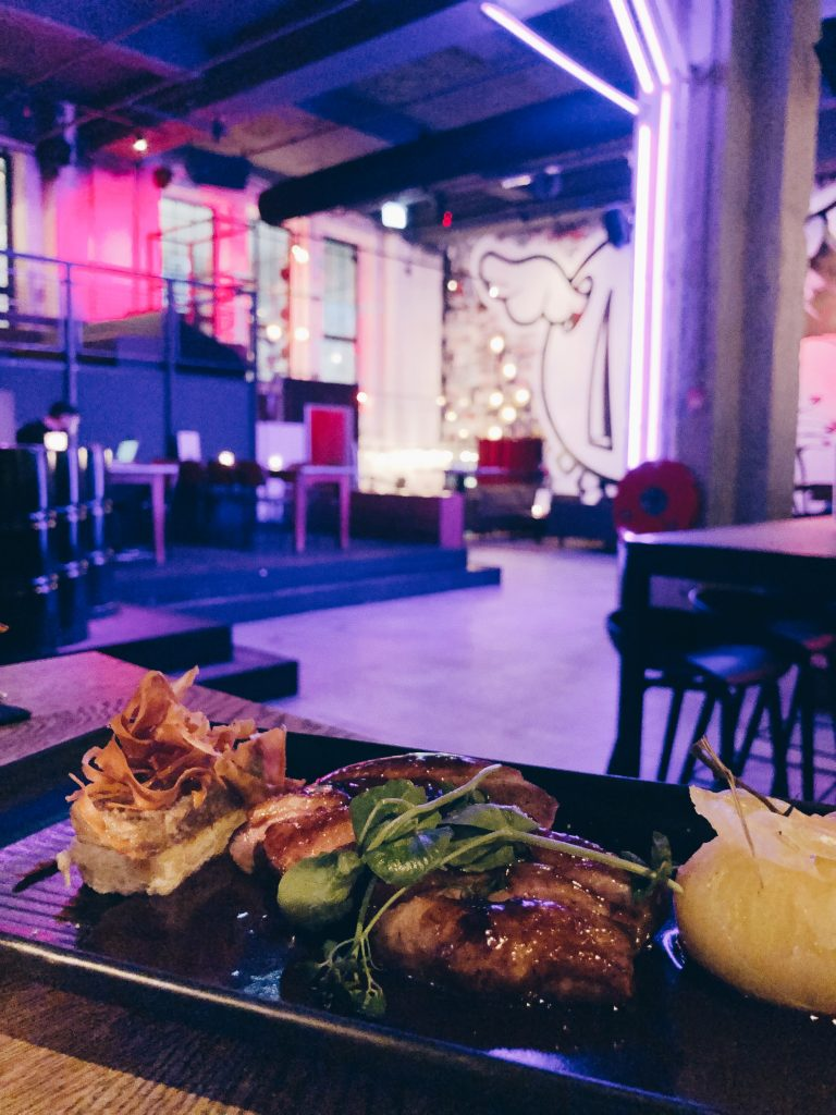 Rembrandtplein restaurant