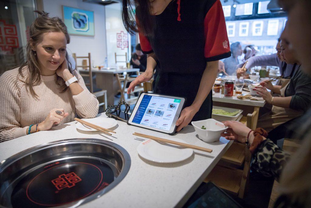 Chinees restaurant Amsterdam