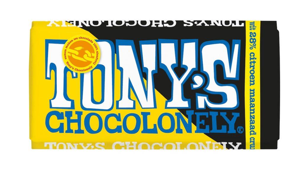 Nieuwe smaak Tony Chocolonely