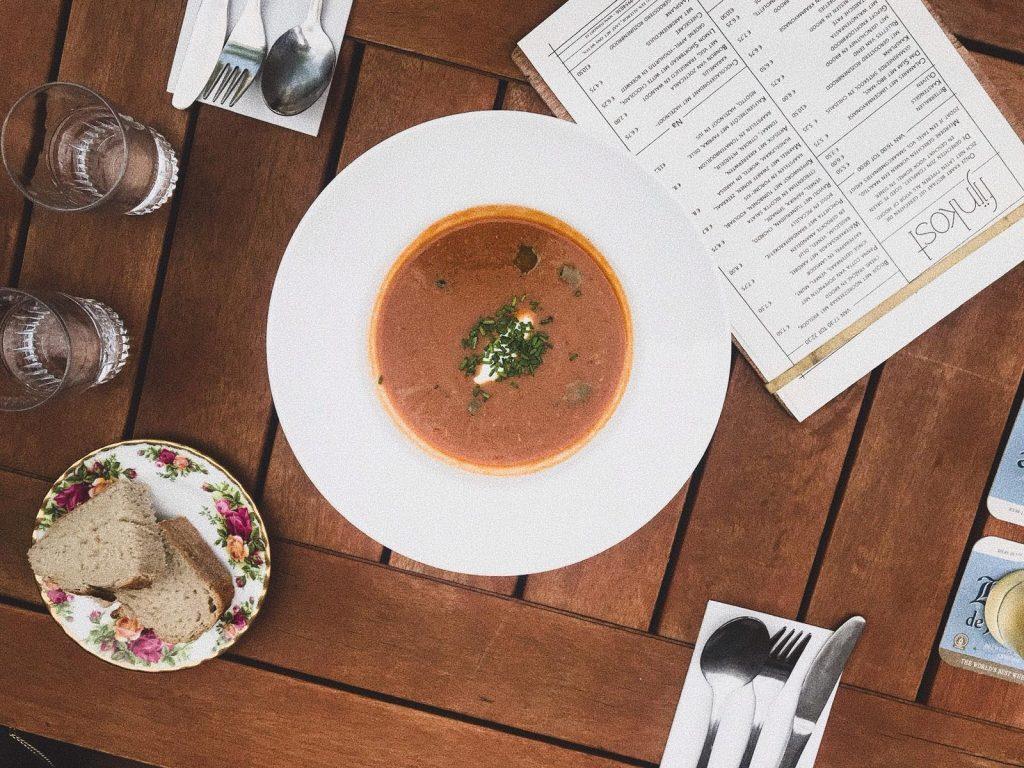 restaurant bij het Westerpark
