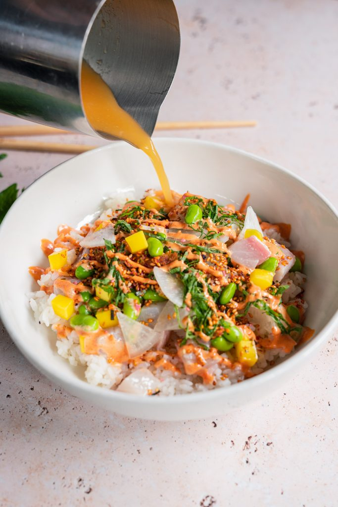 ceviche bowl