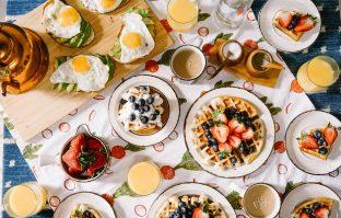 Lekker & gezond lunchen doe je op deze plekken