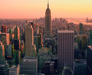 De 6 beste restaurants in New York waar je niet blut hoeft te gaan.