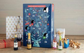 Aldi Nederland komt met wijn adventskalender
