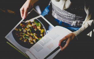 Kookboeken zoeken tijdens de Kookboekenweek