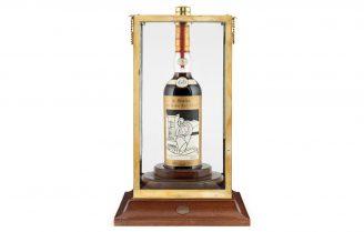 Duurste whiskey die ooit verkocht is!