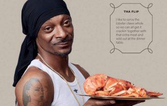 Kookboek Snoop Dogg- From Crook to Cook!