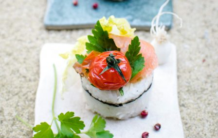 Sushi Zalm Snack