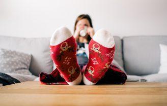 Ongestoord kerst vieren in je eentje met deze tips.