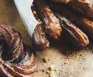 Churros: Dessert en ontbijt in een!
