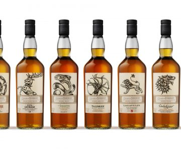 8 x Game of Thrones whisky's – kies je huis