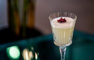 Cocktail Royal Bloom