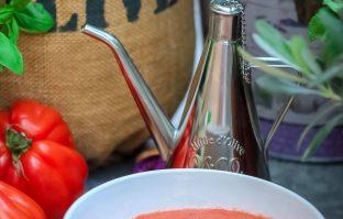 Gazpacho: koude soep voor warme(re) temperaturen