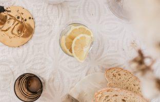 Ciabatta brood met knoflook en kruiden