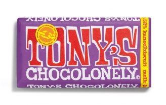 It's back: Tony Chocolonely nieuwste smaak is een oude favoriet!
