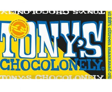 Yes Yes Yes: Nieuwe smaak Tony Chocolonely nu verkrijgbaar!