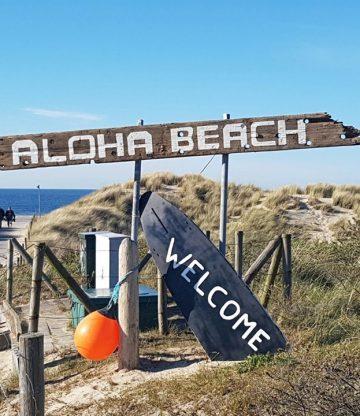 Hotspot: Aloha beach