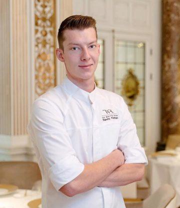 Gloednieuwe chef voor The White Room (*)