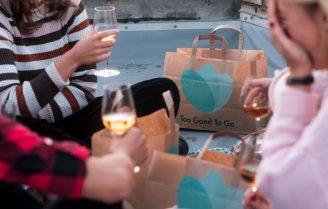 Too good to go testen: lekker eten redden van de food waste.