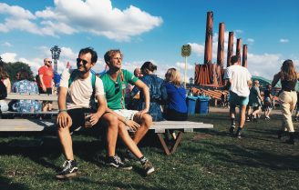 Food op Lowlands: the top acts.