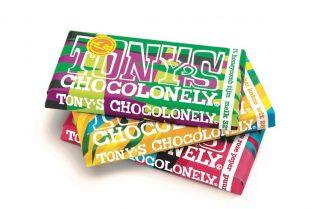 Niet 1, niet 2, maar 3 nieuwe Tony's Chocolonely smaken!