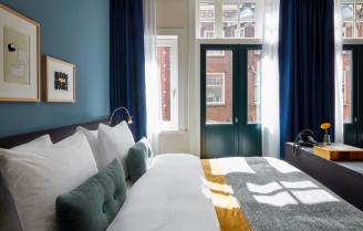 Park Centraal Amsterdam: moderne makeover Park Hotel