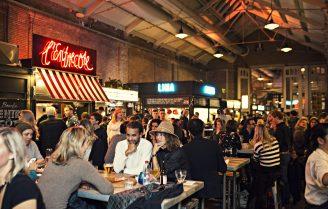 Foodhallen Amsterdam 5 jaar en trakteert op jaar lang eten!