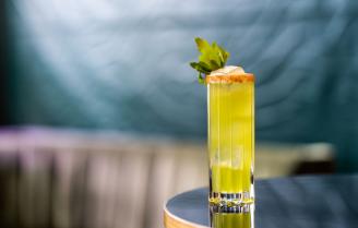 Low-ABV cocktail: Rocket Fizz