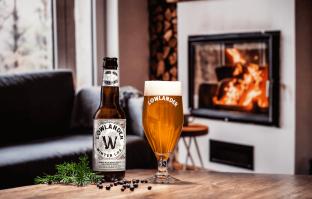 Lowlander beer organiseert pop-up in monumentale wintertuin!