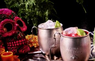 Dia de Muertos cocktail: El Diablo