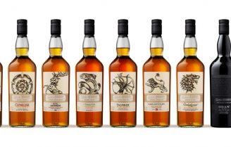 Game of Thrones Single Malt Whisky's zijn terug en meer..