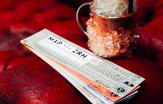 Cocktail trip 'around the world'