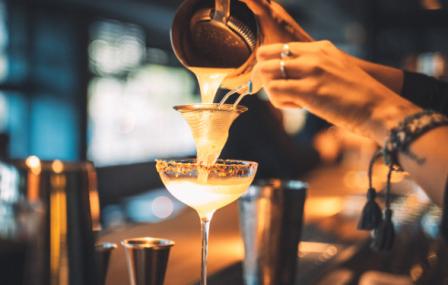 huiskamer-cocktail: Mezcalita
