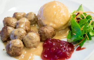 Ikea deelt recept van hun Zweedse gehaktballetjes