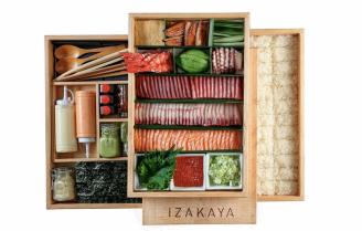Nu ook afhalen bij IZAKAYA Asian Kitchen en Bar ✨