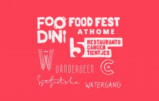 Foodini Food Fest at Home – zondag 29 November
