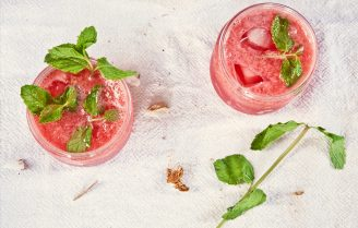 Zomer cocktail: Ruby Tonic