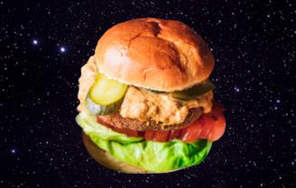 Sjefietshe brengt de visburger terug (one night only!!)