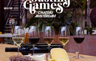 The Tasting Games – Hoe competitief zijn jouw smaakpapillen?