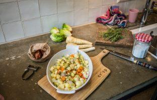 Samuel Levie en Crisp lanceren snelle kindvriendelijke recepten.
