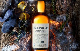 Talisker Whisky voor behoud van oceanen en wildlife