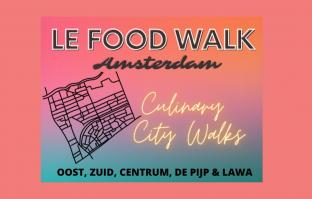 5 x mega leuke (en nieuwe) food walks!
