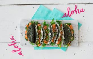 Sushi Taco's voor Internationale Sushi Dag (18 juni)