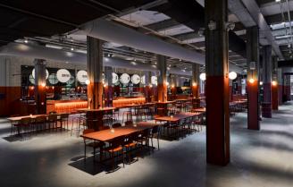 Foodini Hotspot: Foodhallen Rotterdam